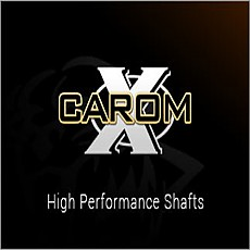 Carom-X High Performance Shafts