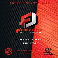 Fortis By Tiger Carbon Fiber Shafts
