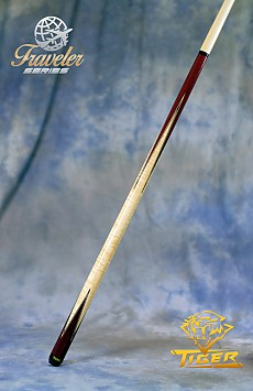 Tiger Traveler Series Carom Cue (TH-5)
