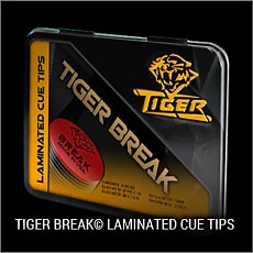 Tiger Break/Jump 타이거 브레이크/점프(슈퍼하드-풀큐용 : 배송기간 2~3주)