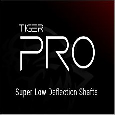 TIGER PRO® Super No Deflection Shafts